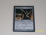 Magic The Gathering Darksteel Plate Scars of Mirrodin