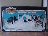 Star Wars Imperial Attack Base Vintage Figures (pre-1997)