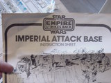 Star Wars Imperial Attack Base Vintage Figures (pre-1997) thumbnail 9