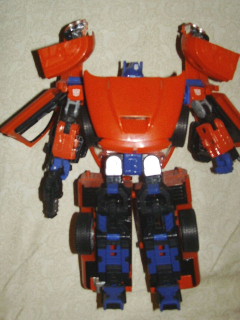 Transformers Optimus Prime Alternators