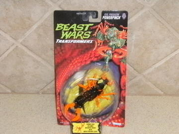 Transformers Powerpinch Beast Era
