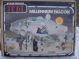 Star Wars Millennium Falcon (ROTJ Box) Vintage Figures (pre-1997) thumbnail 0