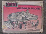 Star Wars Millennium Falcon (ROTJ Box) Vintage Figures (pre-1997) thumbnail 5