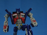 Transformers Optimus Prime (Walmart Exclusive) Transformers Movie Universe