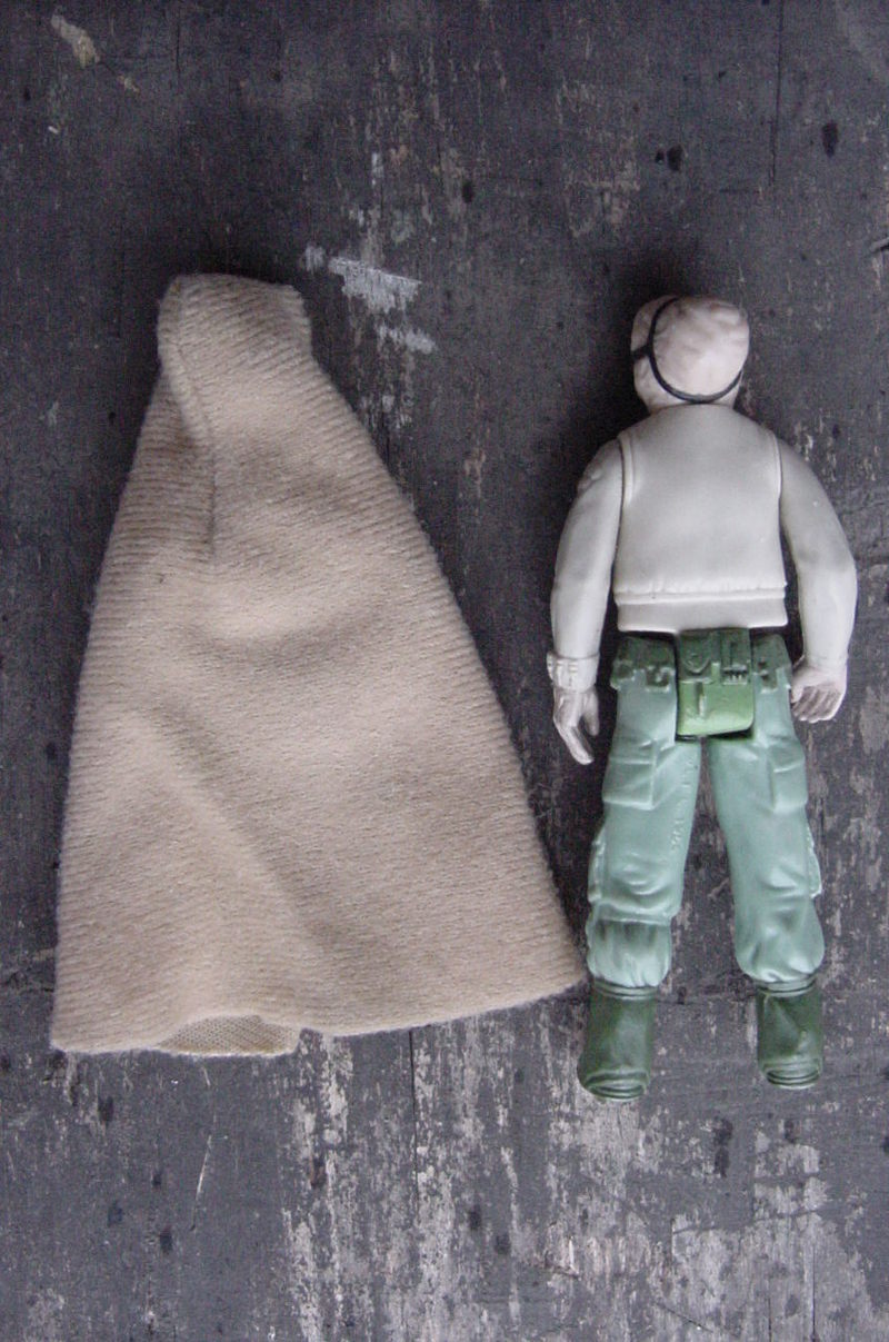 Star Wars Prune Face Vintage Figures (pre-1997)