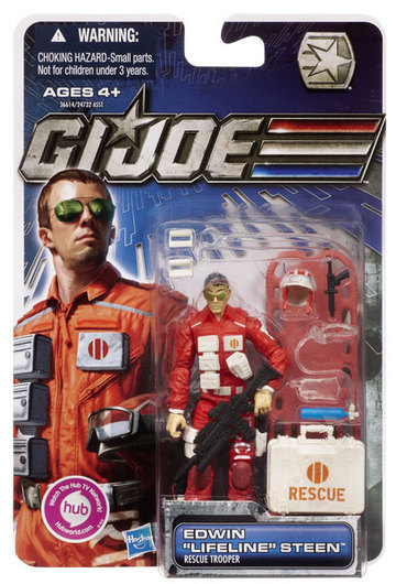 G.I. Joe Lifeline 30th Anniversary
