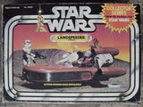 Star Wars Land Speeder Vintage Figures (pre-1997)