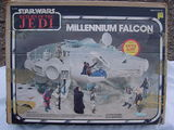 Star Wars Millennium Falcon (ROTJ Box) Vintage Figures (pre-1997) thumbnail 15