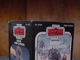 Star Wars Radar Laser Cannon Vintage Figures (pre-1997)