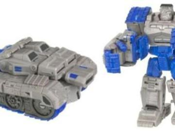 Transformers Hulk (Grey) Crossovers