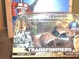 Transformers Jazz & Captain Lennox Transformers Movie Universe thumbnail 1