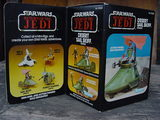 Star Wars Desert Sail Skiff Vintage Figures (pre-1997)