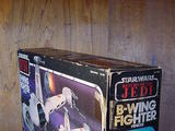 Star Wars B-Wing Fighter Vintage Figures (pre-1997)