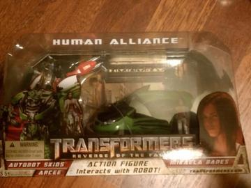 Transformers Skids &amp; Arcee Transformers Movie Universe