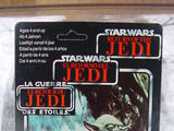Star Wars Yoda, The Jedi Master Vintage Figures (pre-1997)