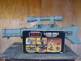 Star Wars Laser Rifle Carry Case Vintage Figures (pre-1997)