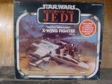 Star Wars Battle Damaged X-Wing Fighter Vintage Figures (pre-1997) thumbnail 0