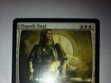 Magic The Gathering Elspeth Tirel Scars of Mirrodin
