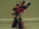 Transformers Smokescreen Classics Series thumbnail 5