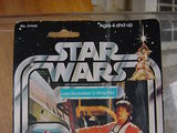 Star Wars Luke Skywalker X-Wing Fighter Vintage Figures (pre-1997)