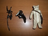 Star Wars Logray (Ewok Medicine Man) Vintage Figures (pre-1997)
