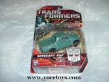 Transformers Sergeant Kup Classics Series thumbnail 3