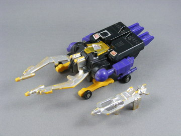 Transformers Shrapnel Generation 1