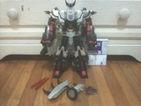 Transformers Galvatron Unicron Trilogy image 0