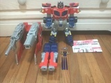 Transformers Galaxy Convoy Micron Universe