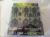 G.I. Joe Crimson Shadow Guard Valor Vs. Venom