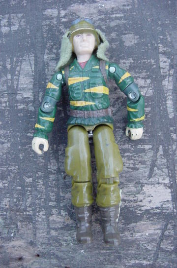 G.I. Joe Dusty Classic Collection