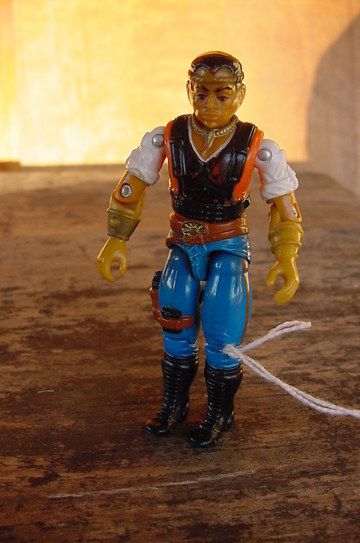 G.I. Joe Sgt. Slaughter's Renegades Classic Collection