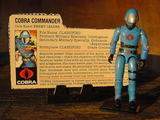 G.I. Joe Cobra Commander Classic Collection thumbnail 0
