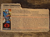 G.I. Joe Cobra Commander Classic Collection thumbnail 5