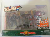 G.I. Joe Ninja Battles with DVD Valor Vs. Venom