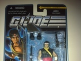 G.I. Joe Quick Kick - Martial Arts Expert (Toys 'R Us exclusive) Pursuit of Cobra