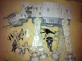 Star Wars Imperial AT-AT Walker (Electronic) Power of the Force (POTF2) (1995)
