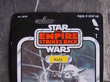 Star Wars Yoda Vintage Figures (pre-1997)