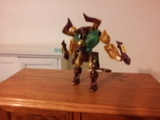Transformers Longhorn Beast Era