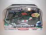 Transformers Roadbuster w/ Sgt Recon Transformers Movie Universe thumbnail 0