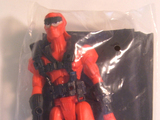G.I. Joe Cobra Red Ninja Sigma Six