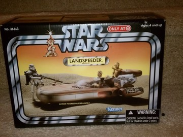 Star Wars Landspeeder Vintage Collection (2010+)