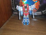 Transformers D-02: Starscream Henkei! Henkei!