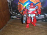 Transformers C-11: Ironhide Henkei! Henkei!