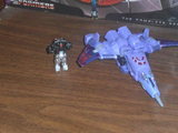 Transformers D-07: Cyclonus w/ Nightstick Henkei! Henkei!