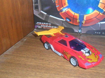 Transformers Rodimus Classics Series