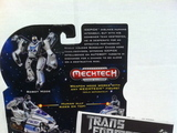 Transformers Icepick w/ Sergeant Chaos Transformers Movie Universe