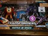 Transformers Battle in Space Classics Series