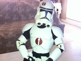Star Wars Clone Trooper Episode III - Revenge of the Sith