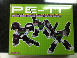 transformers PE-11: SFX Scouting Force X - Camera Set Perfect Effect image 0